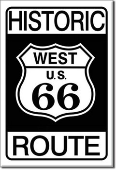 HISTORIC 66 Магнити