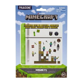 Магнити Minecraft - Build a Level