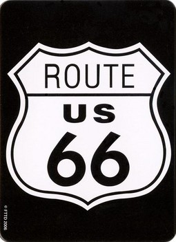 ROUTE 66 - another Магнити