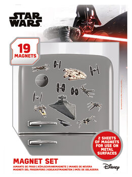 Магнити Star Wars - Death Star Battle