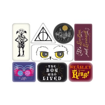 Магніт Harry Potter - Characters (Set)