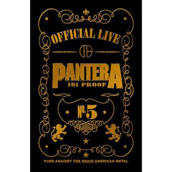 Плакати от текстил  Pantera - 101 Proof