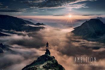 Плакат Ambition -  2017