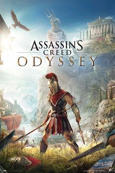 Плакат Assassins Creed Odyssey - One Sheet