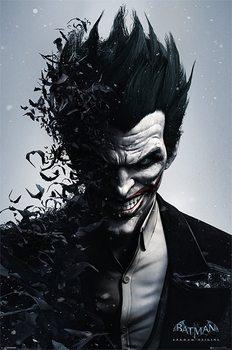 Плакат BATMAN ARKHAM ORIGINS - joker