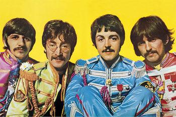 Плакат Beatles - Lonely Hearts Club