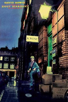 Плакат David Bowie - ziggy stardust