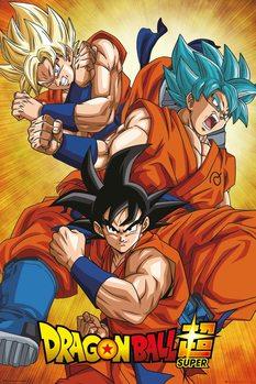 Плакат Dragon Ball Super - Goku