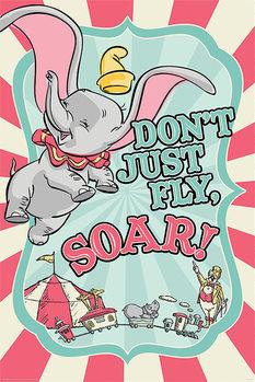 Плакат Dumbo - Circus