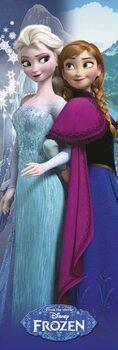 Плакат Frozen