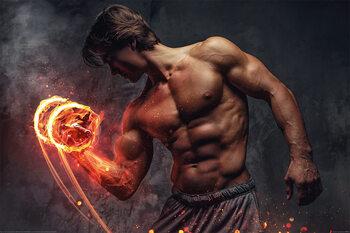 Плакат Gym - Exercise