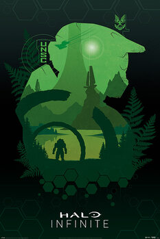 Плакат Halo: Infinite - Lakeside