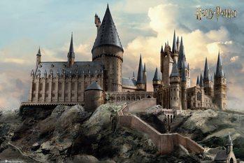 Плакат Harry Potter - Hogwarts Day