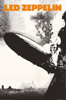 Плакат Led Zeppelin - Led Zeppelin I