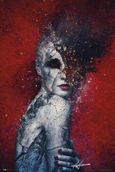 Плакат Mario Sanchez Nevado - Indifference