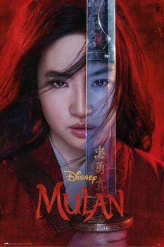 Плакат Mulan - One Sheet