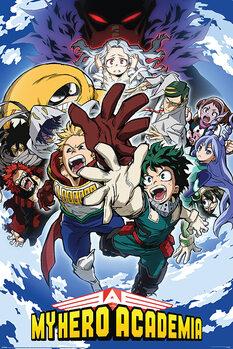 Плакат My Hero Academia  - Reach Up