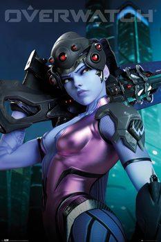 Плакат Overwatch - Widow Maker