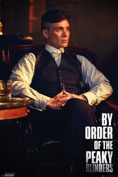 Плакат Peaky Blinders - By Order Of The