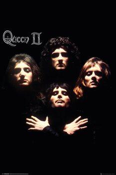 Плакат Queen - Queen II