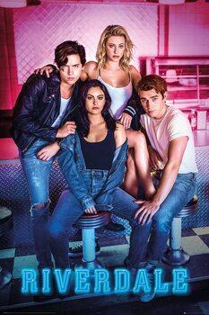 Плакат Riverdale - Characters