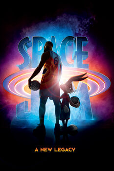 Плакат Space Jam 2 - Legacy