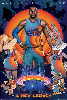 Плакат Space Jam 2 - Welcome To The Jam