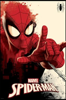 Плакат Spiderman - Friendly Neighborhood