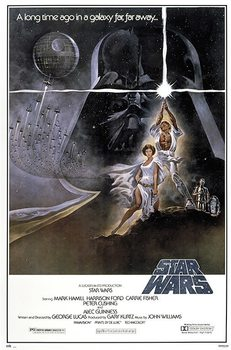 Плакат Star Wars - Classic