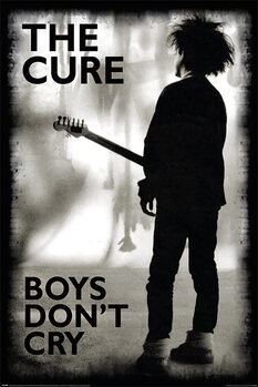 Плакат The Cure - Boys Don't Cry