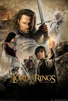 Плакат The Lord of the Rings - The Return of the King