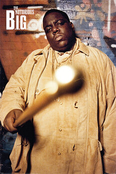 Плакат The Notorious B.I.G. - Cane