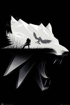 Плакат The Witcher - Open World