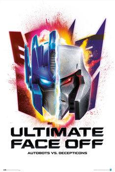 Плакат Transformers