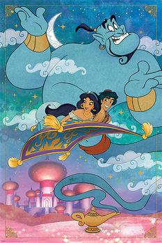 Aladdin - A Whole New World Плакат