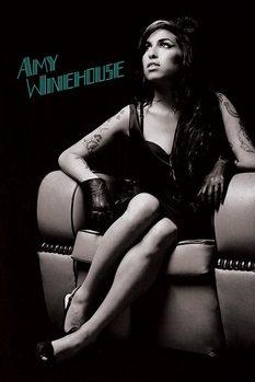 Amy Winehouse - Chair Плакат