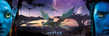 Avatar limited ed. - landscape Плакат
