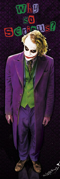 BATMAN - joker solo Плакат