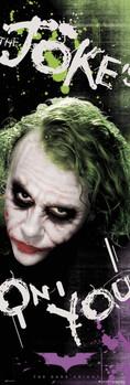 BATMAN - jokes Плакат
