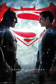 Batman v Superman: Dawn of Justice - One Sheet Плакат