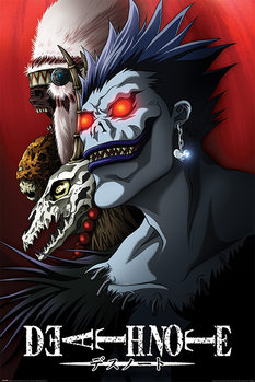 Death Note - Shinigami Плакат