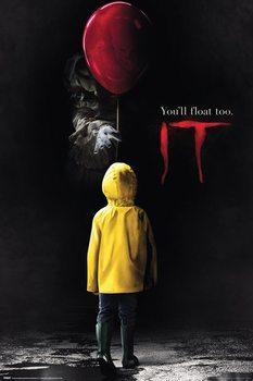 IT - Georgie Плакат