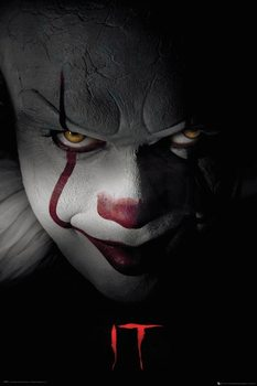 IT - Pennywise Плакат