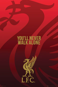 Liverpool - Liverbird Плакат