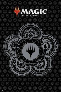 Magic The Gathering - One Sheet Плакат