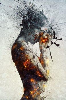 Mario Sanchez  Nevado - Delibertation Плакат