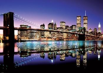 New York - colours Плакат