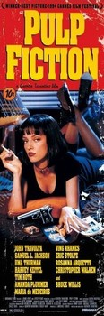 PULP FICTION - cover Плакат