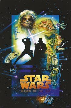 Star Wars: Episode VI - Return of the Jedi Плакат