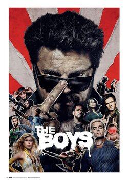 The Boys - Season 2 Плакат